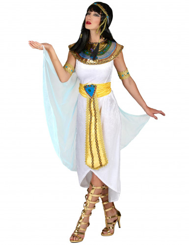 Disfarce de rainha do Egipto-1