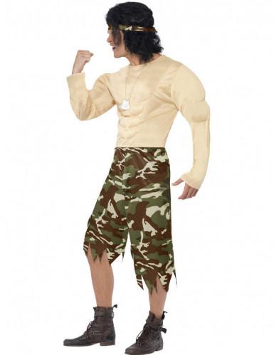 Disfarce militar homem-1