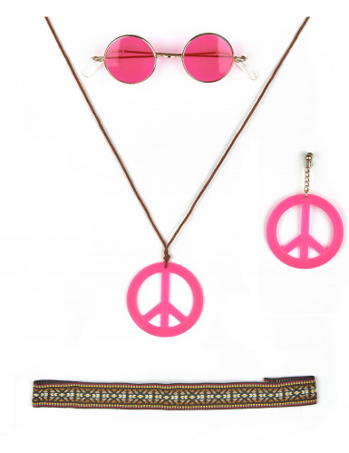 Kit de hippie mulher