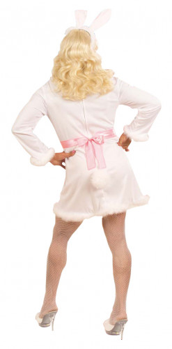Disfarce de coelhinha drag queen para homem-1