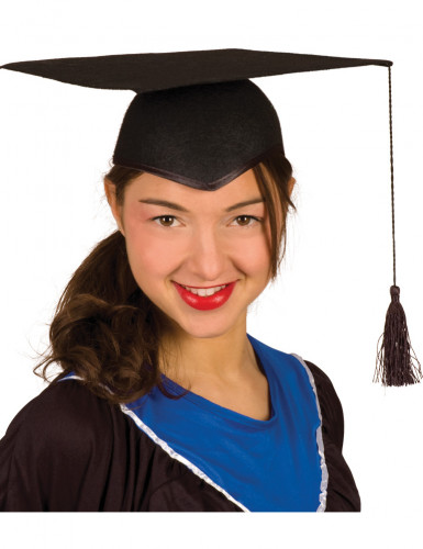 Chapéu estudante para adulto