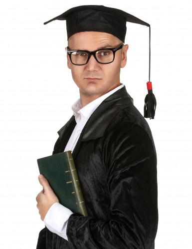 Chapéu de estudante para adulto-1