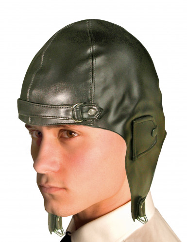 Chapéu de piloto de aviões