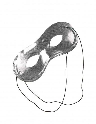 Máscara metalizada para adulto-1