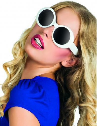 Óculos estilo disco para adulto