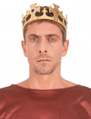 Coroa de ouro para homem-2