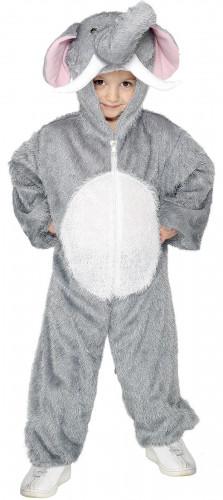 Disfarce de elefante para criança