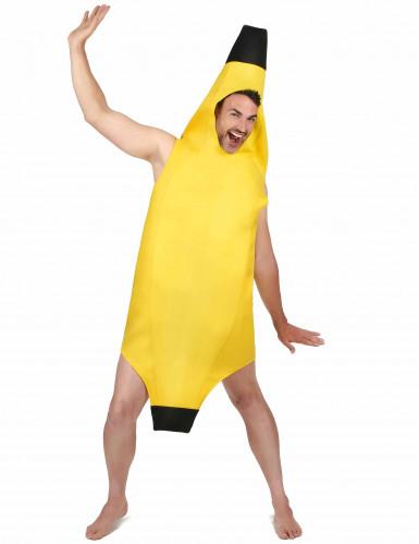 Disfarce de banana para homem
