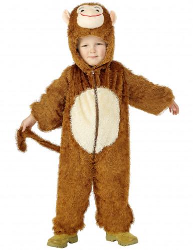 Disfarce de macaco para criança