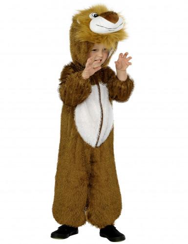 Disfarce de Leão para criança