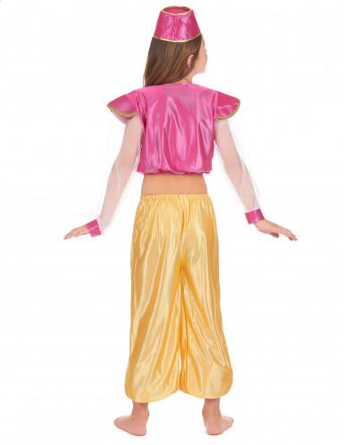 Disfarce bailarina oriental luxo menina-2