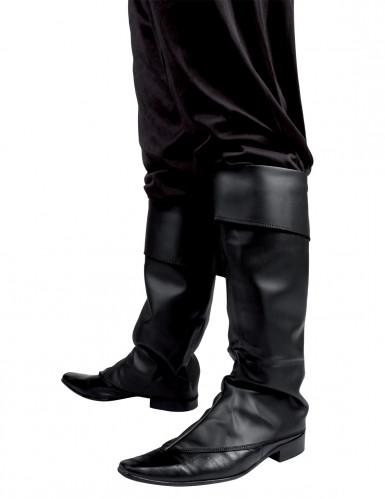 Coberturas de botas clássicas para adulto