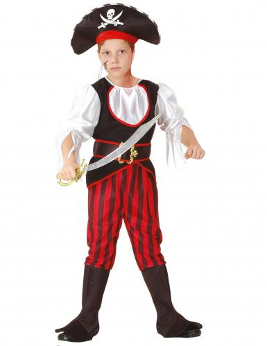 Disfarce de pirata para rapaz
