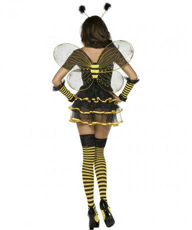 Fantasia abelha sexy mulher-1