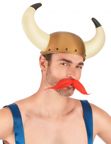 Capacete Viking com chiffres adulto-1