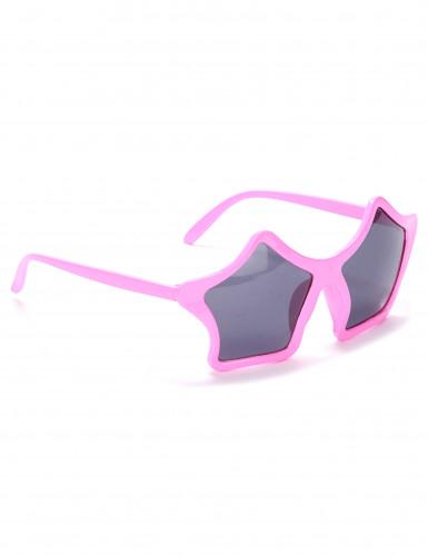 Óculos estrelas para adultos-1