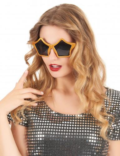 Óculos estrelas para adultos-3