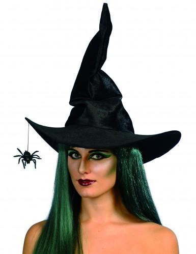 Chapéu mulher bruxa Halloween