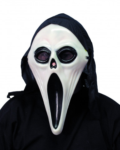 Máscara assassina de Halloween para homem