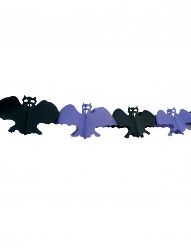 Grinalda morcego Halloween