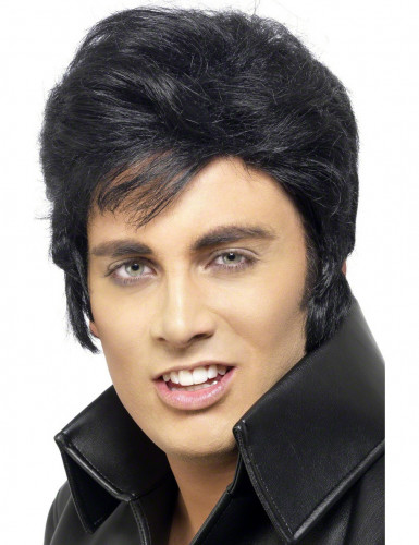 Peruca Elvis Presley™ para homem
