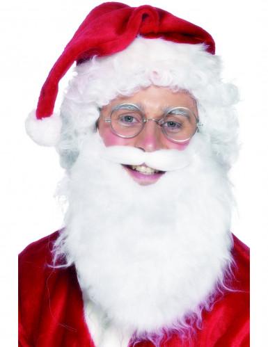 Barba de pai Natal para homem