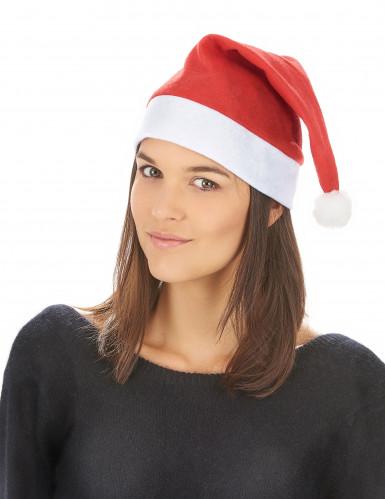 Gorro Pai Natal adulto-1