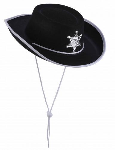 Chapéu de cowboy para criança