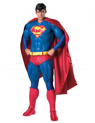 Disfarce de Superman™ para colecionadores para adulto