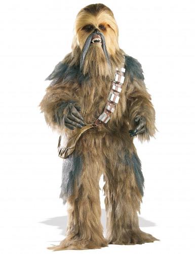 Disfarce de colecionador Chewbacca™ para adulto da Star Wars™