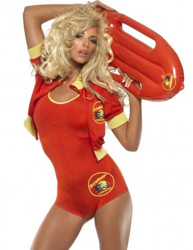 Disfarce C.J. Parker (interpretada por Pamela Anderson) Marés Vivas™ para mulher-2