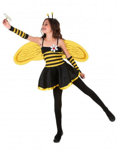 Disfarce de abelha para menina-1
