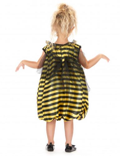 Disfarce de abelha bufante para menina-2