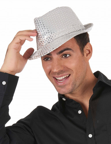 Chapéu com lantejoulas-1