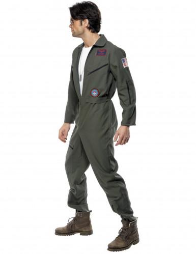 Disfarce piloto de caças Top Gun™ homem-1