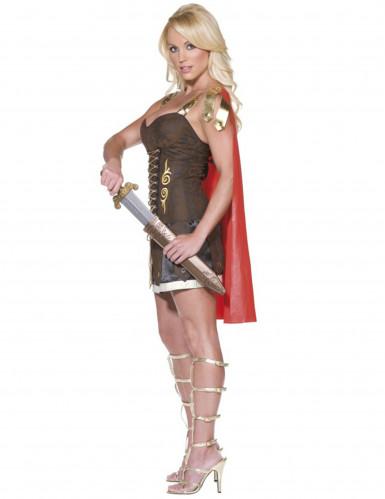 Disfarce de gladiadora sexy-1