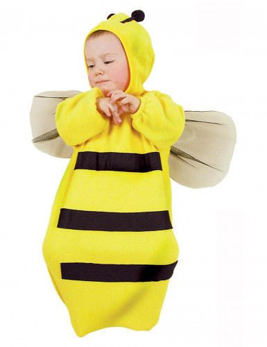 Disfarce abelha bebé