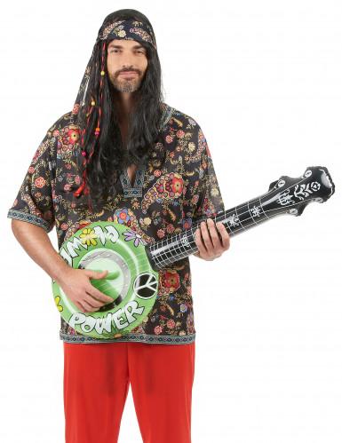 Banjo insuflável hippie-3