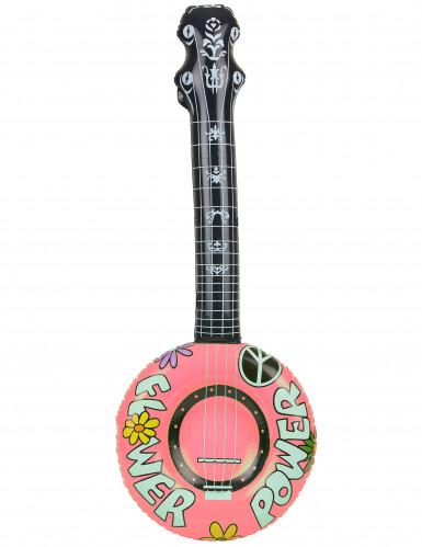 Banjo insuflável hippie-2