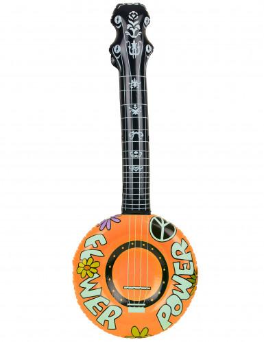 Banjo insuflável hippie-1