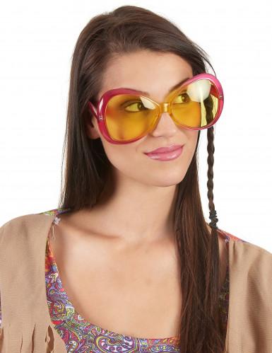 Óculos estilo disco adulto-3