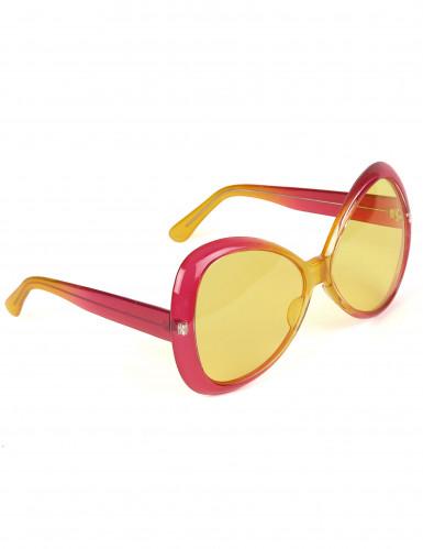 Óculos estilo disco adulto-1