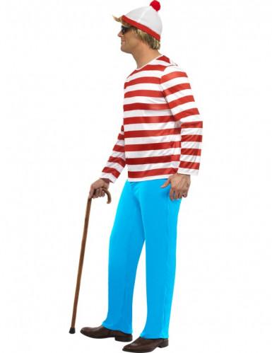 Disfarce Wally™ homem-1