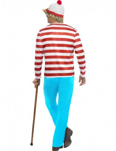 Disfarce Wally™ homem-2