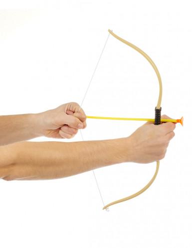 Arco com 3 flechas para criança-1
