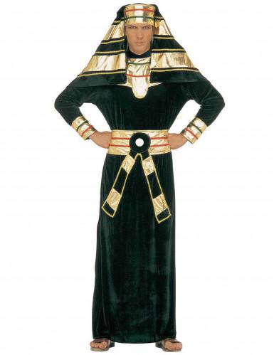 Disfarce de egípcio para homem