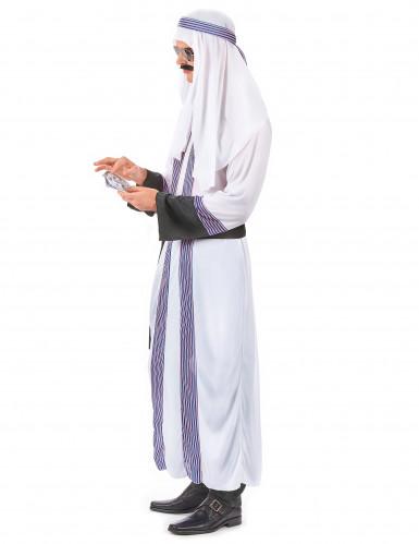 Disfarce xeque árabe homem-1