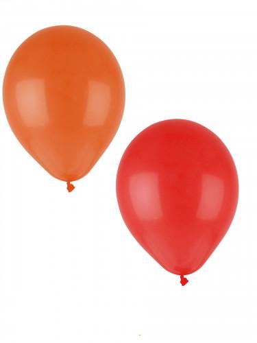 24 balões pastel 30 cm