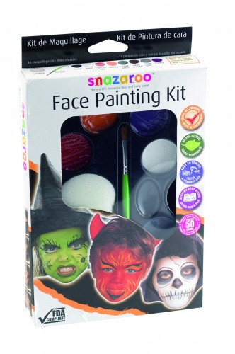 Pintura facial Snazaroo Halloween