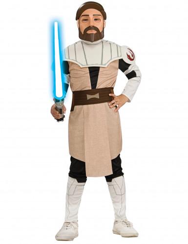 Disfarce Star Wars™ Jedi obi-wan kenobi criança